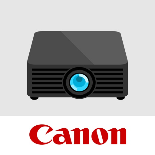 Canon Service Tool for PJ iOS App