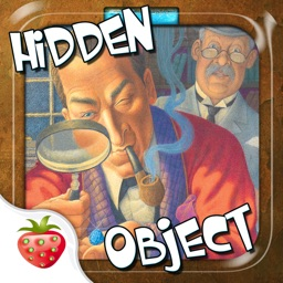 Hidden Object Game - Sherlock Holmes: The Blue Diamond