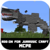 Jurassic Craft AddOn for Minecraft Pocket Edition