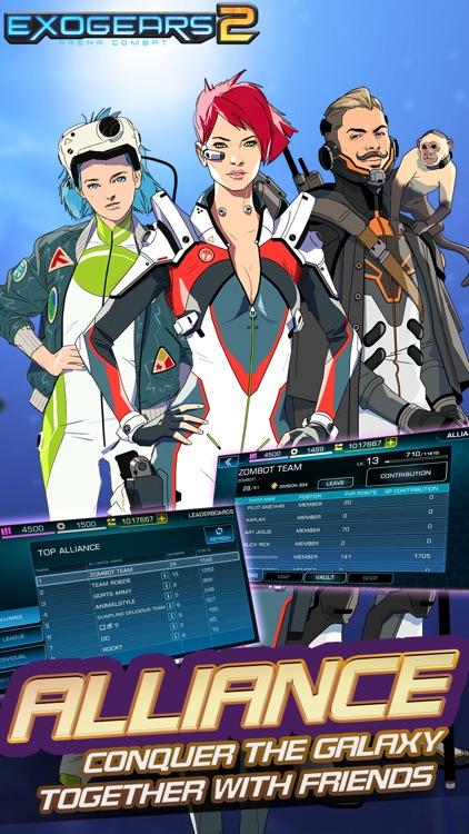 ExoGears2: Robots Combat Arena screenshot-4