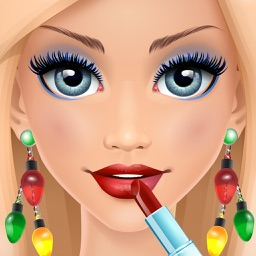 Make-Up Touch Themes - Makeup Christmas Games