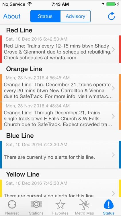 Next Metro DC screenshot-3