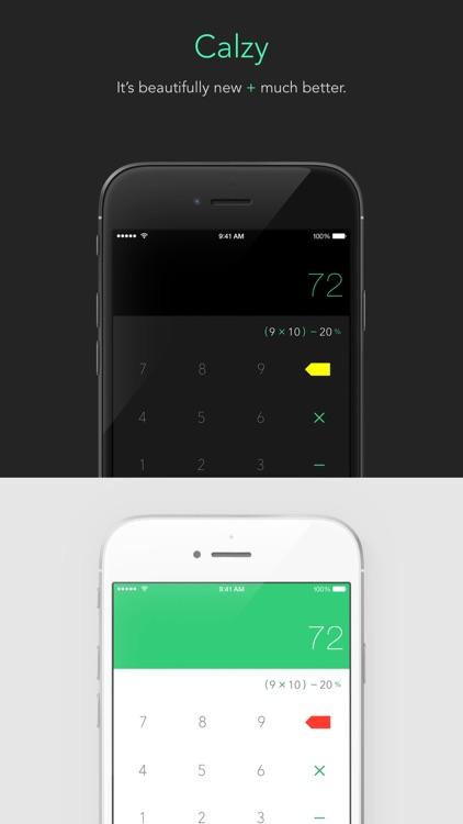 Calzy - The Smart Calculator screenshot-0