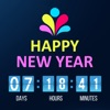 Happy New Year Eve Countdown Clock Timer + 2017