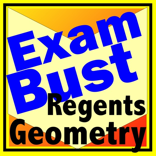 NY Regents Geometry Prep Flashcards Exambusters