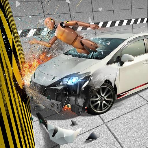 VR Car Crash Test 3D Simulator by Alina Sapolgina