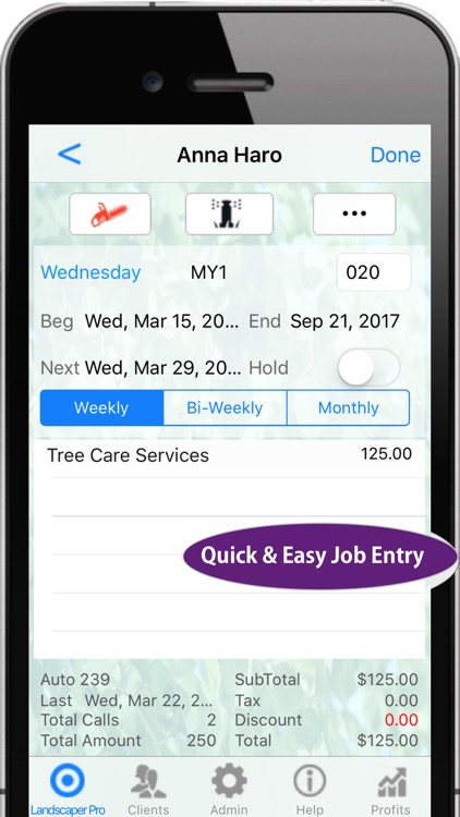 Landscaper & Tree Pro Business screenshot-3