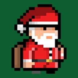 Santa Jump - Endless Christmas Escape Game