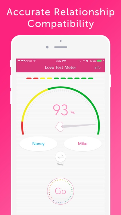 Love Test Meter - Relationship Compatibility