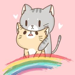 Kid Için Sevimli Kedi Boyama Kitabı Kedicik App Storeda