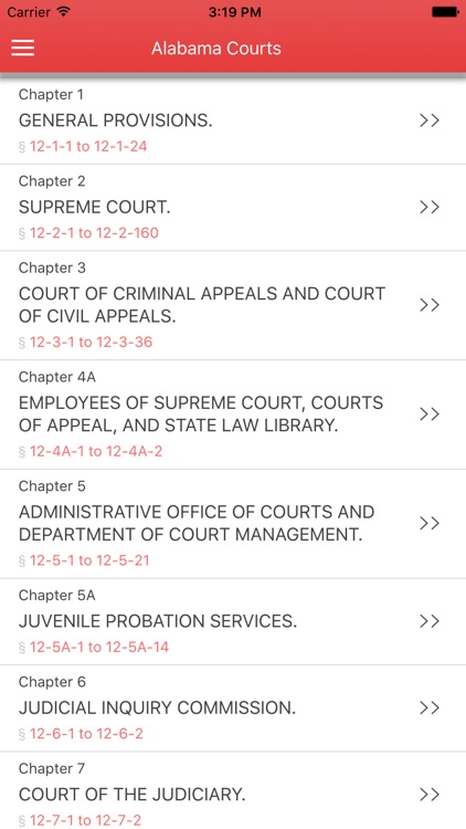 Alabama Courts 2016