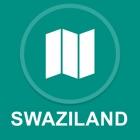 Suazilandia : Off-line GPS Navigation icon
