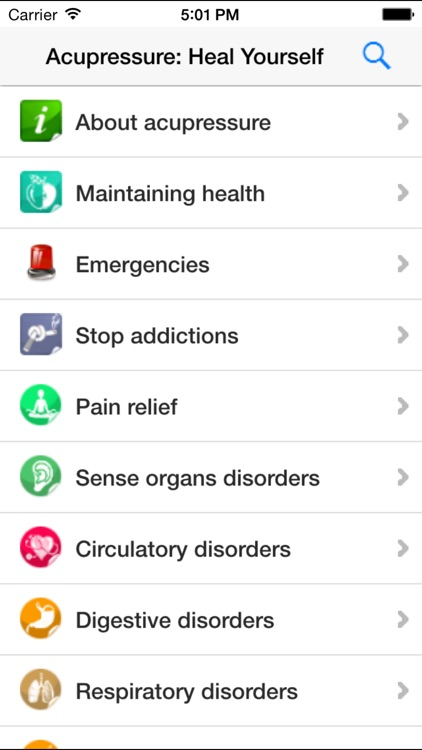Acupressure: Heal Yourself