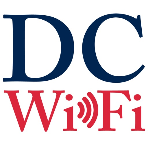 DC WiFi Hotspot Finder iOS App