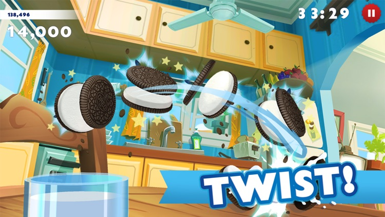 OREO: Twist, Lick, Dunk screenshot-1