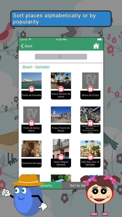 World Museums SMART Guide screenshot four