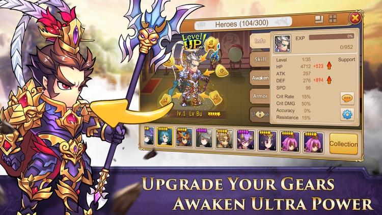 Pocket Three Kingdoms screenshot-3