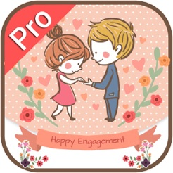 Engagement invitation cards maker pro on the app store engagement invitation cards maker pro 4 stopboris Gallery