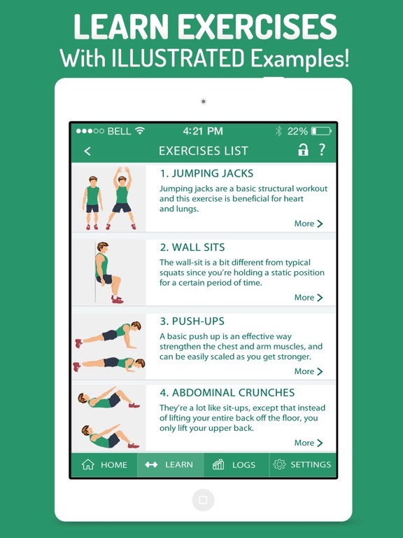 7 Minutes Workout - Seven, 7m Fitness, Exercise | App Price