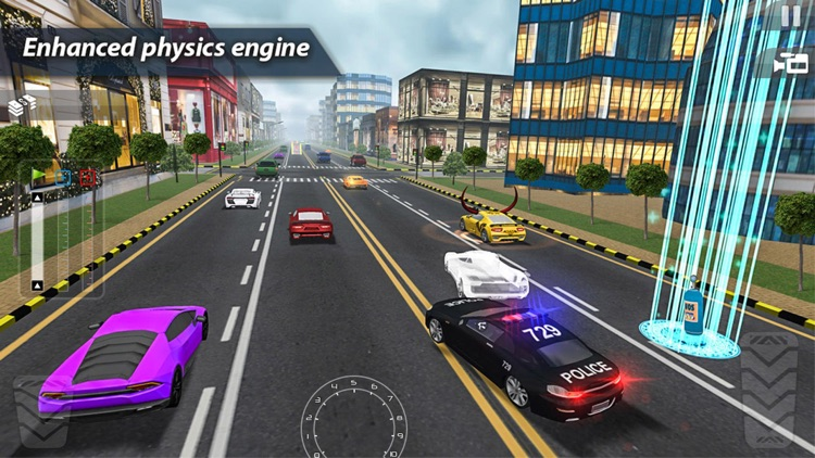 Highway Police Gangster Chase screenshot-2
