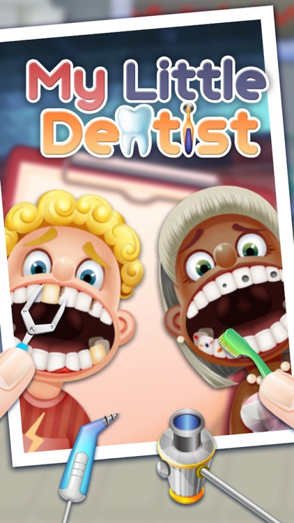 Little Dentist - kids games & game for kids