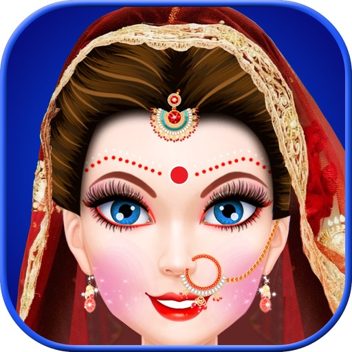 Makeover Games For Girls By: Indian Real Face Makeup Games