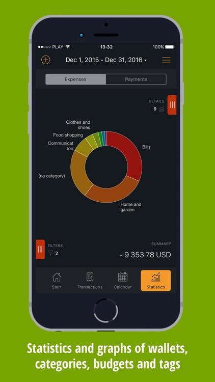 1° Finance Pro screenshot-3