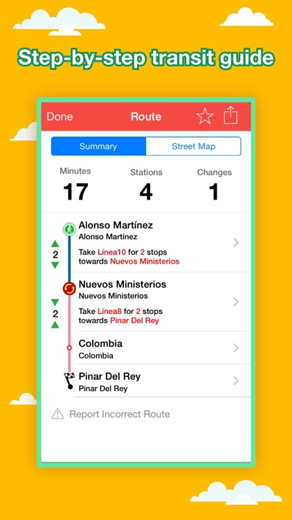 Madrid City Maps - Discover MAD with MRT,Bus,Guide screenshot-3