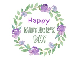 Happy Mother's Day Stickers Quotes