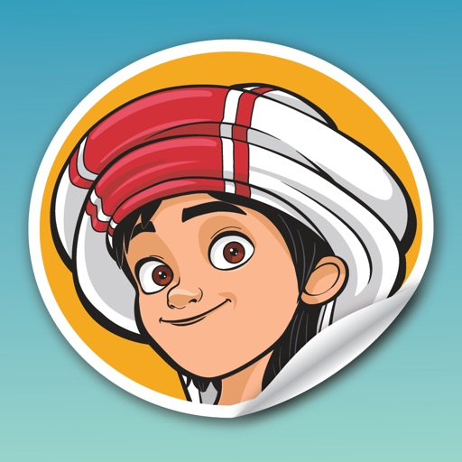 Mansour Stickers
