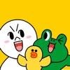 莎莉和朋友们的 Emoji贴纸 - LINE FRIENDS