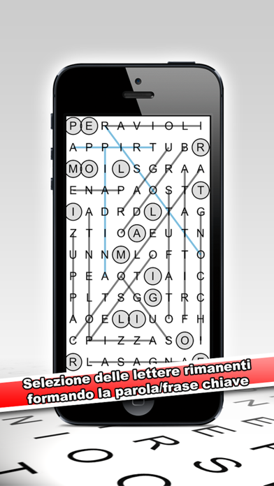 Screenshot of iCruciPuzzle Lite1
