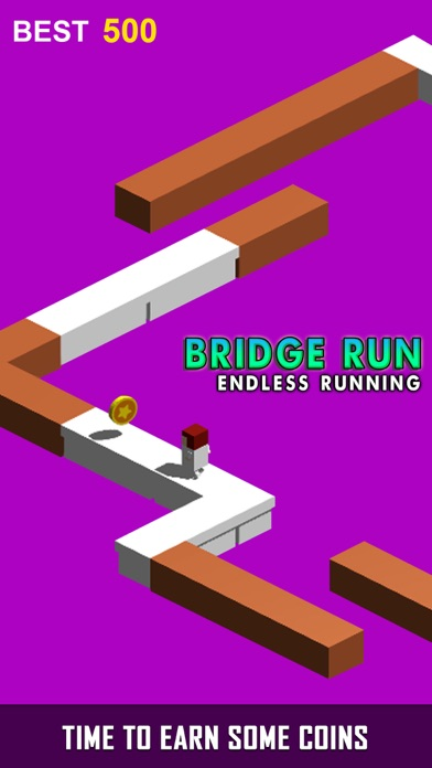 Bridge Run – Endless Running screenshot four