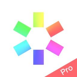 Color Card Pro - Color match & picker
