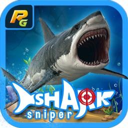 Great White Shark Sniper Hunter-Hungry Fish Attack