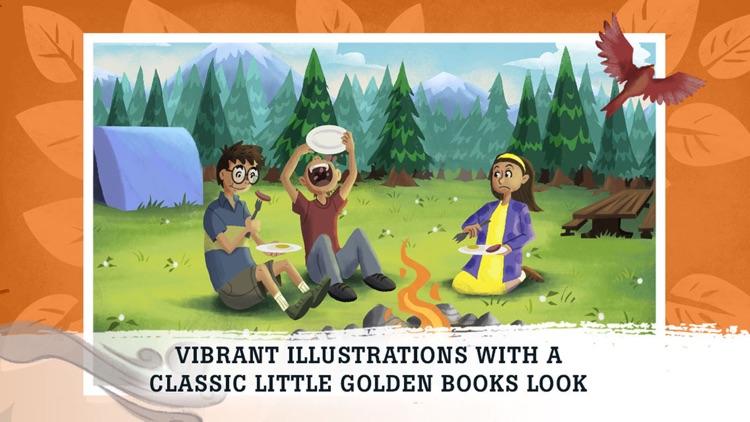 Smokey Bear Books: The Hidden Fire