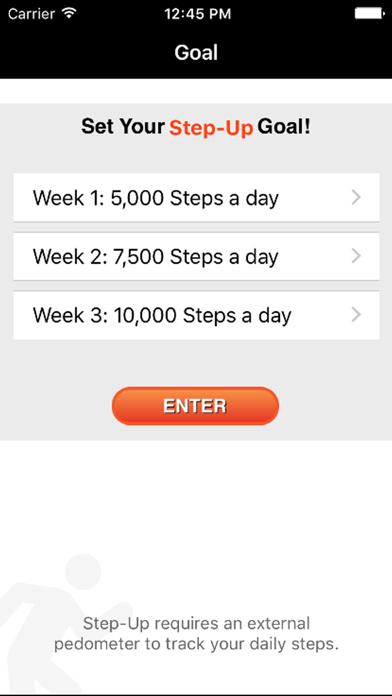 Step-Up screenshot four