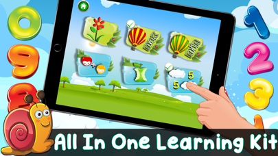 Kids Numbers & Math Magic - Preschool Learning screenshot two