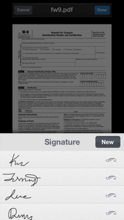 PDF Sign : Fill Forms & Send Office Documents screenshot-4