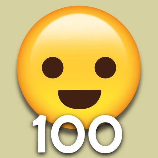 Emoji 100 - Cool Picture Art Extra Keyboard Emojis