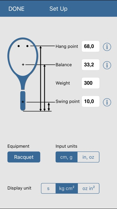 Swingtool review screenshots