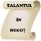 Talantul in Negot este prima aplicatie in limba romana care incearca sa acopere subiectele din Biblie pe care copiii le invata pentru acest concurs biblic
