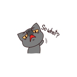Grumpmoji 2 - animated grumpy cat gif stickers