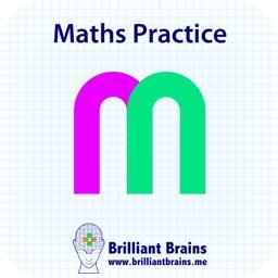 Train Your Brain - Maths Practice Lite