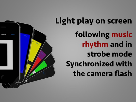 Screenshot #1 For Disco Music Strobe Light ...
