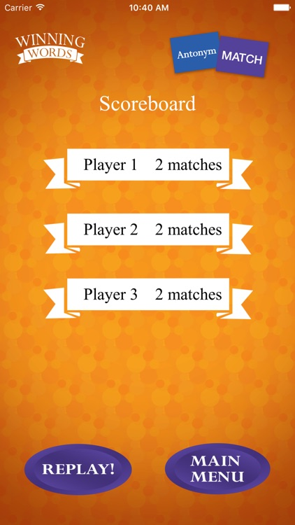 Antonym Match screenshot-4