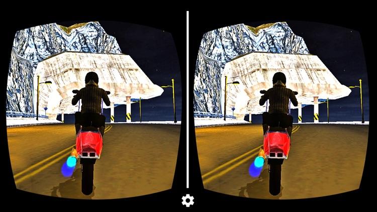VR Stylish Crazy Bike Rider PRO screenshot-4