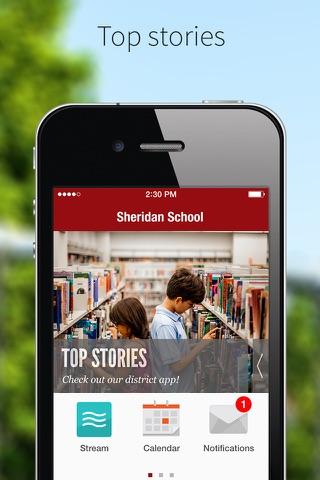 Sheridan School - náhled