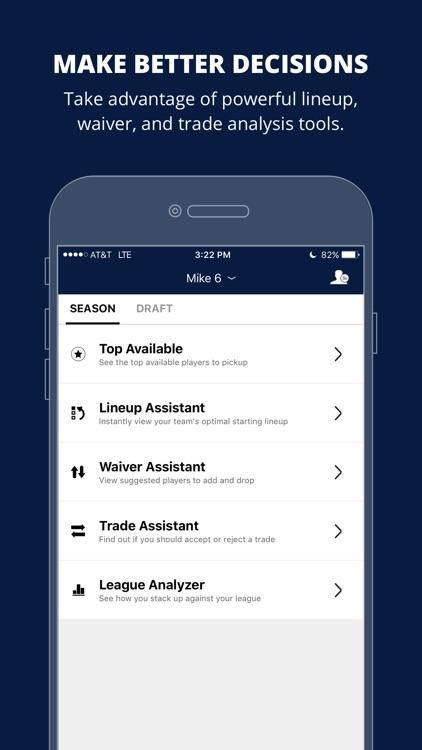 Fantasy Baseball My Playbook by FantasyPros app image