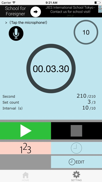 TRA-COUNTIMER screenshot-3
